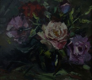Roses, by Aghajan