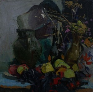 Still Life, by Aghajan